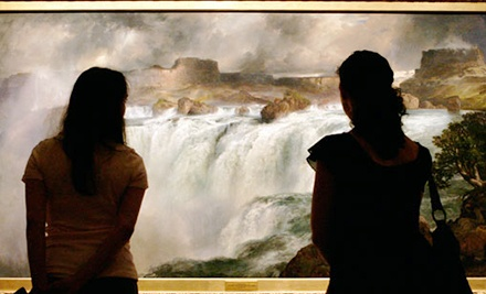 Visit for Two or Four with Commemorative Exhibit Posters to Gilcrease Museum (Up to 52% Off)
