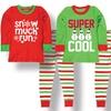 Toddler Winter Pajama Sets (2-Piece)
