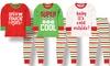 Toddler Winter Pajama Sets (2-Piece): Toddler Winter Pajama Sets (2-Piece)