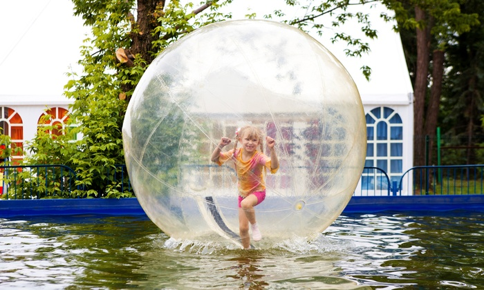 All In Sea Sand Sun - Miami: $549 for $999 Worth of Event Equipment Rental — Water Walking Balls Party Rental