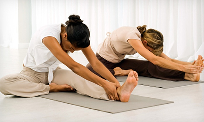 Get Fit Yoga - Get Fit Yoga Dublin: 10, 20, or 30 Yoga Classes at Get Fit Yoga (Up to 81% Off)