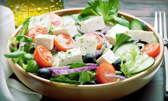 Greek Village Inn - Sacramento: $15 for $30 Worth of Greek Food at Greek Village Inn