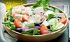 Greek Village Inn - Campus Commons: $15 for $30 Worth of Greek Food at Greek Village Inn