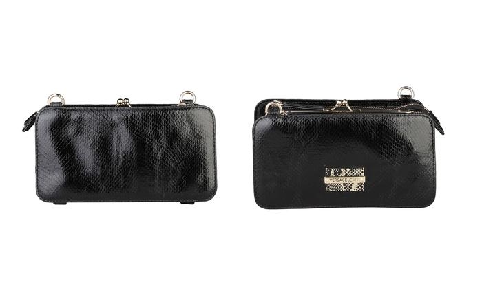 Versace Jeans Women s Eco-Leather Shoulder Bags  2180ec31fa36d