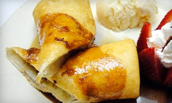 Samantha's Restaurant - Silver Spring: Latin American Cuisine at Samantha's Restaurant (Half Off). Two Options Available.