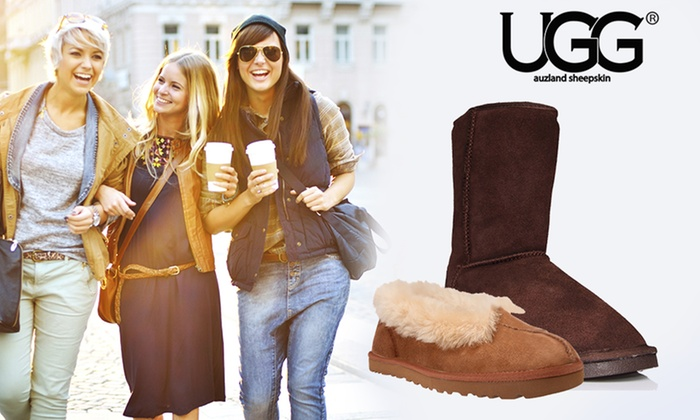 Auzland Sheepskin UGG Footwear from $49