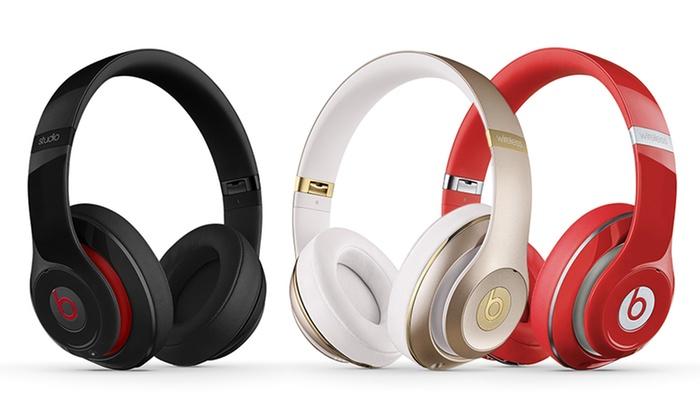 Beats by Dre Studio Wireless Headphones  2c7e6cad4153