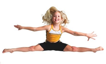 One Week of Gymnastics & Trampoline Camp for Kids Ages 4 and Up at Santa Barbara Gymnastics Club (Up to 54% Off)