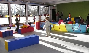 Together in Motion: 14 or 28 Drop-In Play Multi Passes at Together in Motion (Up to 57% Off)