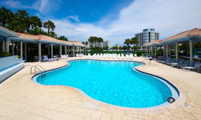 Oceanwalk Condominiums - New Smyrna Beach, FL: Stay at Oceanwalk Condominiums in New Smyrna, FL. Minimum of 3 Consecutive Nights. Dates Available into November.