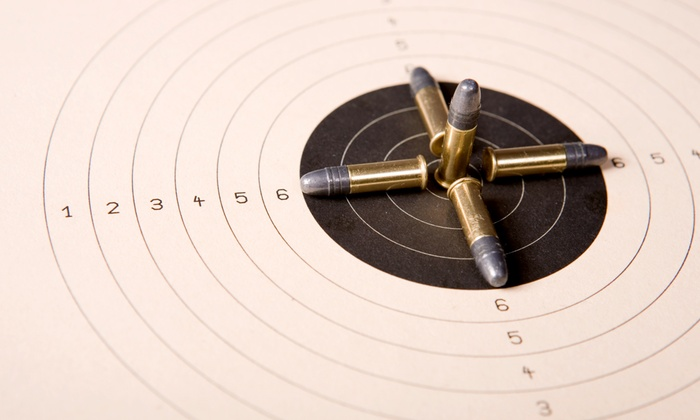 Barracks 616 - Cascade: $39 for a Shooting-Range Package for Two at Barracks 616 ($72.49 Value)