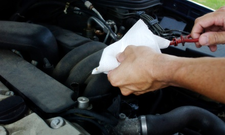 Three Full-Service Oil changes with Optional Auto-Care Package at Valley Auto Care (Up to 78% Off)