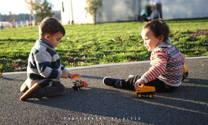 AC Design House - New York City: 30-Minute Children's Photo Shoot from AC design house  (75% Off)