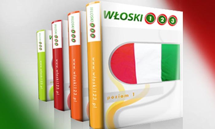 Funmedia Sp. z o.o.: Od 89 zł: kurs języka włoskiego na Wloski123.pl