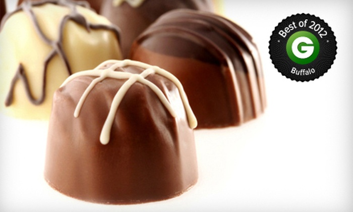 Fowler's Chocolate - Multiple Locations: $5 for $10 Worth of Fine Chocolates at Fowler's Chocolate