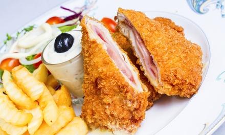 Entrée et plat ou plat et dessert au choix, pour 2 ou 4 personnes dès 19,90 € au restaurant La Bonne Fourchette