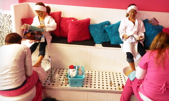 Spa-Kidz - Highlands Park: $59 for a BFF Spa Package for Two Kids Aged 3–13 at Spa-Kidz ($198 Value)