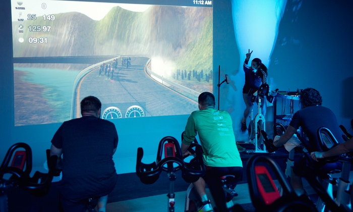 Mecka Fitness - Pittsburgh: One or Two Months of Unlimited Cycling Classes at Mecka Fitness (Up to 61% Off)