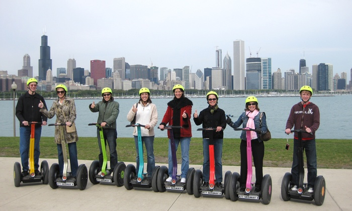 Chicago Segway Tour - Near North Side: Morning or Evening Lakefront-Museum Campus Segway Tour from Chicago Segway Tour (Up to 47% Off)