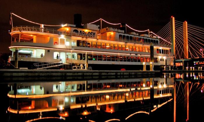 Argosy Cruises - Lake Union Park : Holiday Dinner Cruise for One from Argosy Cruises (11% Off). Six Dates Available.