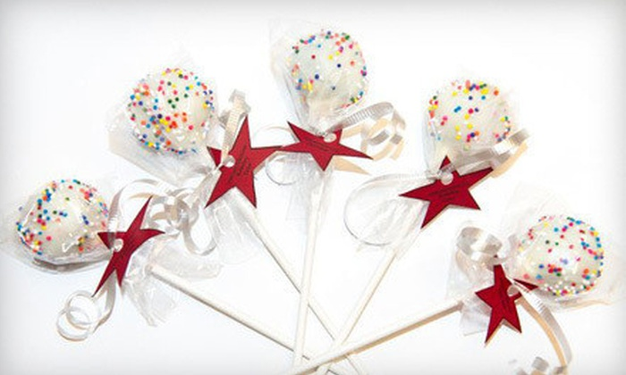 Cake Ballers - Plano: Cake Pop Decorating Party for 4, 8, or 12 at Cake Ballers (Up to 59% Off)