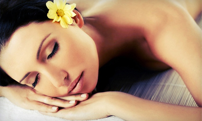 Go Fusion Fitness - Abbotsford: $57 for a Women's Massage-and-Detox Package at Go Fusion Fitness ($114 Value)