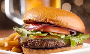Soliday's Bar & Grille: Pub Food and Drinks for Two or Four at Soliday's Bar & Grille (Up to 50% Off)