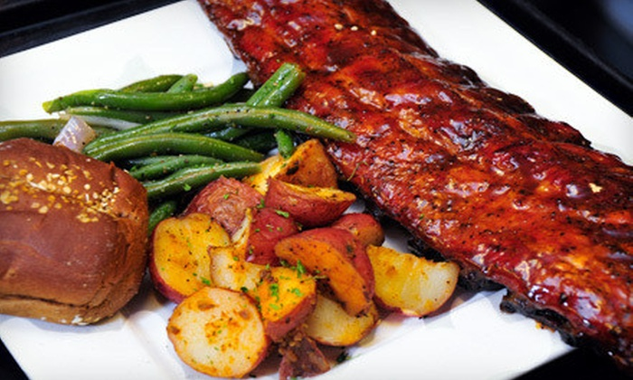 Dillon's - Multiple Locations: $15 for $30 Worth of Barbecue and American Food at Dillon's Restaurant