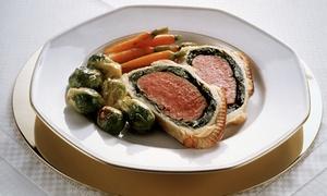 Stonehenge Inn & Restaurant: Three-Course Dinner at Stonehenge Inn & Restaurant (Up to 44% Off)