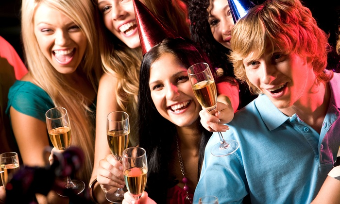 Vanity - Providence: $99 for Pizza Party with Cheese Platter, Champagne, and  Shots for 10 at Vanity ($250 Value)