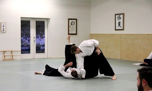 Aikido of Maine: Aikido Class Packages for Kids or Adults at Aikido of Maine (Up to 78% Off). Four Options Available.