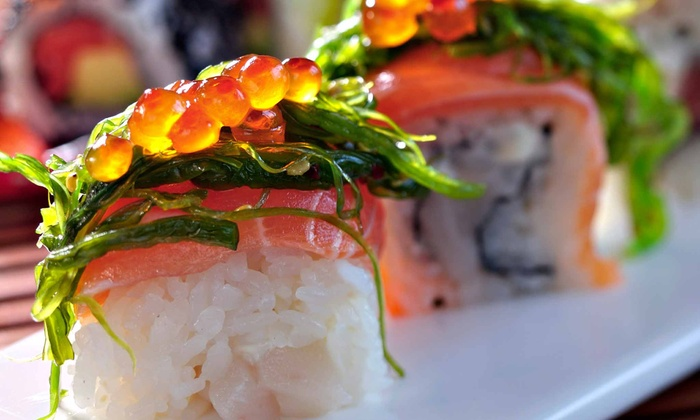 Kang's Asian Bistro - Central Oklahoma City: $12 for $20 Worth of Asian Fare for dinner at Kang's Asian Bistro