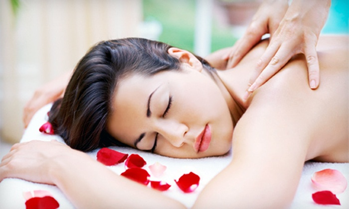 Healing Hands Massage & Wellness - Dunwoody: Massage with Wine and Optional Facial or Hand-and-Foot Treatment at Healing Hands Massage & Wellness (Up to 64% Off)