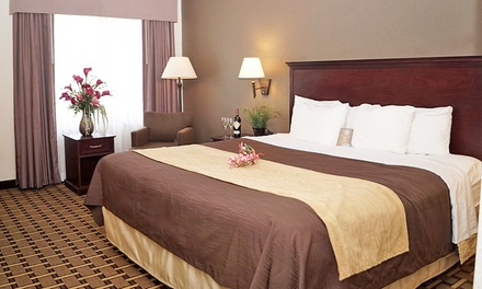 Groupon Deal: 1-Night Stay for Two at Comfort Inn & Suites Overland Park in Overland Park, KS. Combine Up to 3 Nights.