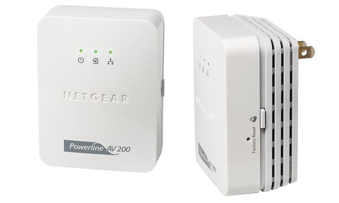$49.99 for 2 Netgear AV Ultra Adapters. Free Shipping and Returns