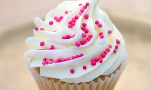Lady Lexis Sweets: 2.5 Hour Cupcake Decorating Class for One or Two at Lady Lexis Sweets (Up to 56% Off)