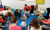 Growing Brilliant - Multiple Locations: Developmental Children's Classes at Growing Brilliant (44% Off). Two Options Available.