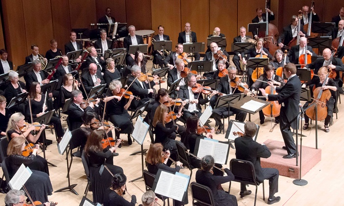 "Chicago Philharmonic Orchestra Presents ""Romantic Serenade"" - Evanston: Chicago Philharmonic Orchestra Presents ""Romantic Serenade"" at Nichols Concert Hall on November 10 (Up to Half Off)"