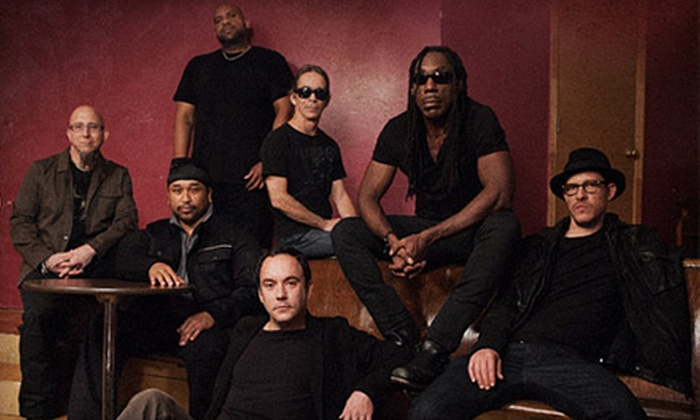 Dave Matthews Band Sandy Relief Benefit Concert - IZOD Center: Dave Matthews Band Sandy Relief Benefit Concert at Izod Center on Friday, November 30, at 7 p.m. Two Options Available.