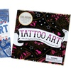"""""""Travel Art"""" and """"Tattoo Art"""" Coloring Boxes Bundle"""