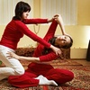 Workshop yoga massage