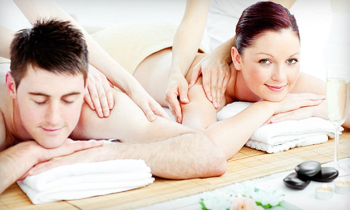 Mind & Body Day Spa - Milton: Body Melt Massage for One or Two with Champagne at Mind & Body Day Spa (Up to 60% Off)
