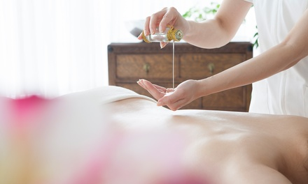 $42 for One-Hour Traditional Ayurveda Oil Massage at Ayurveda Spa at Shanti Yoga (Up to $70 Value)