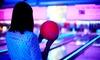Bowling pour 1, 2 ou 4 avec boissons