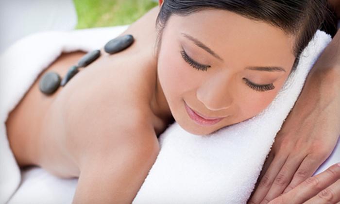 My Dallas Massage - Downtown Dallas: $45 for a One-Hour Hot-Stone Massage at My Dallas Massage ($100 Value)