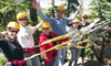Zip Yosemite - Oakhurst/South Gate Entrance: Zipline Course for Two Monday–Thursday or Friday–Sunday from Zip Yosemite (Up to 62% Off)