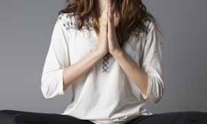 Ha.Le' Mind and Body: 5 or 10 Yoga Classes at Ha.Le' Mind and Body (Up to 65% Off)