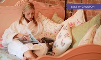 Four-Hour Spa Experience for Two with Two Treatments and Refreshments at Owl House Day Spa