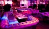 Dîner gourmand et ambiance lounge