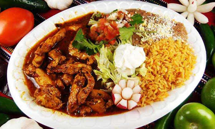 Las Teresitas Mexican Grill - Las Teresitas: Mexican Platters and Drinks for Two or Four at Las Teresitas Mexican Grill (Up to 48% Off)